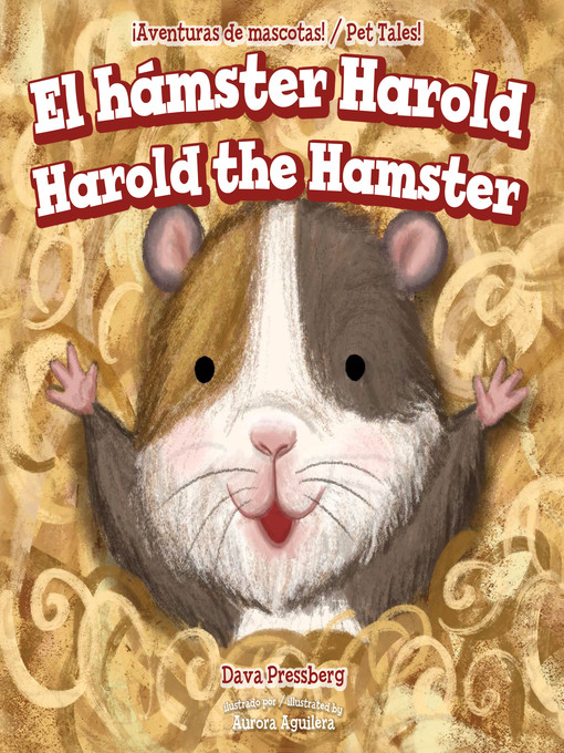 Cover of El hámster Harold / Harold the Hamster