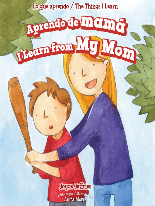 Title details for Aprendo de mamá / I Learn from My Mom by Joyce Jeffries - Wait list