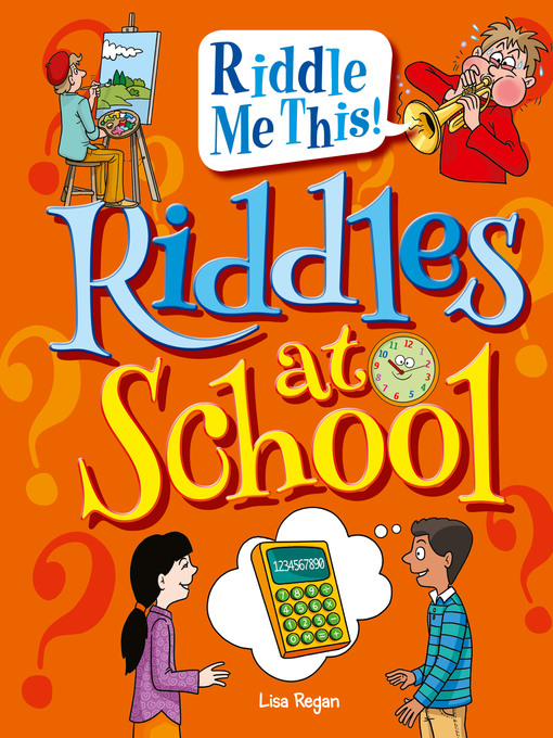 Riddles at School by Lisa Regan