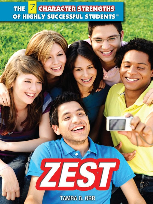 Cover of Zest
