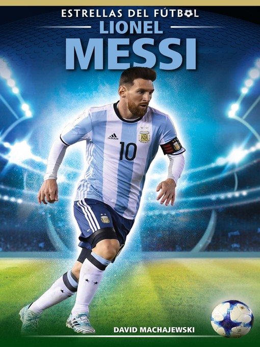 Cover image for book: Lionel Messi