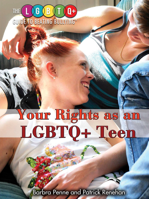 Cover image for book: Your Rights as an LGBTQ+ Teen