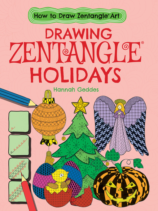 Title details for Drawing Zentangle Holidays by Catherine Ard - Wait list