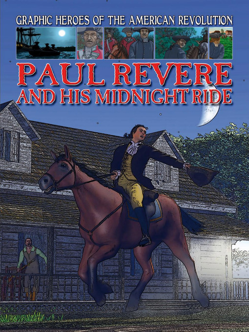 Title details for Paul Revere and His Midnight Ride by Gary Jeffrey - Available