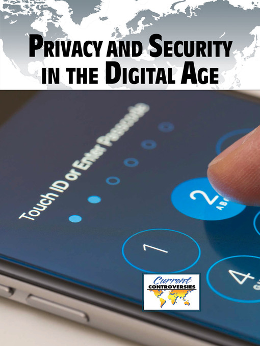 Title details for Privacy and Security in the Digital Age by Anne C. Cunningham - Available