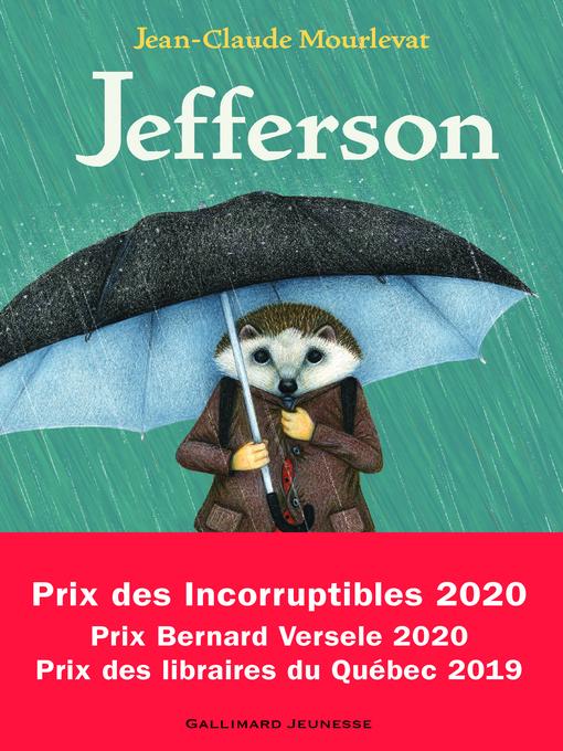 Title details for Jefferson by Jean-Claude Mourlevat - Wait list