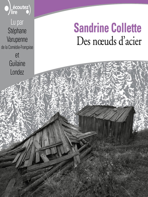 Title details for Des noeuds d'acier by Sandrine Collette - Available