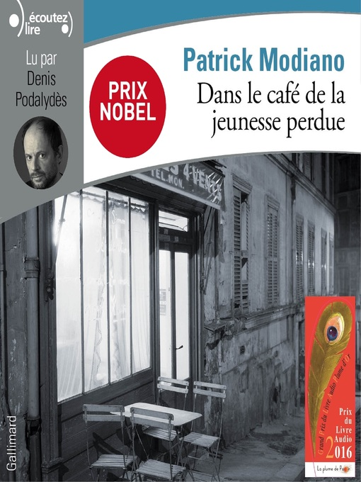 Title details for Dans le café de la jeunesse perdue by Patrick Modiano - Available