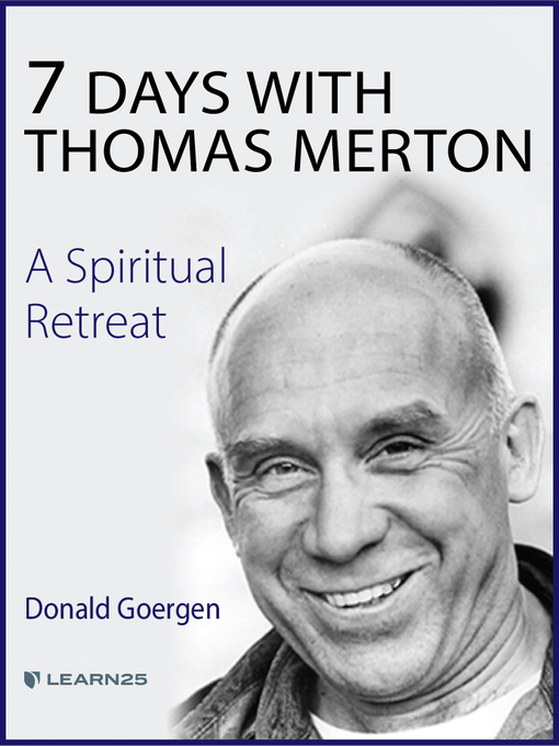 Cover of A Retreat with Thomas Merton