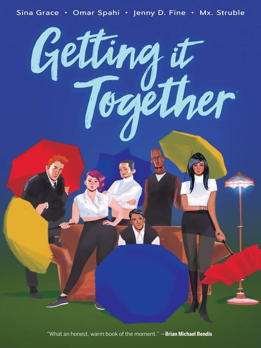 Title details for Getting It Together by Sina Grace - Available
