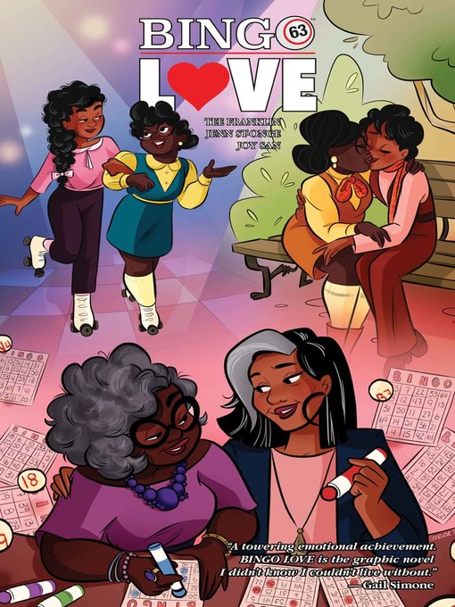 Title details for Bingo Love by Tee Franklin - Available