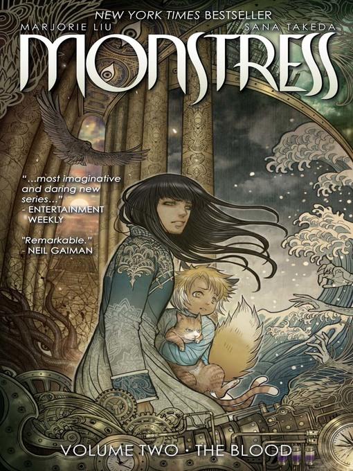 Title details for Monstress (2015), Volume 2 by Marjorie Liu - Wait list