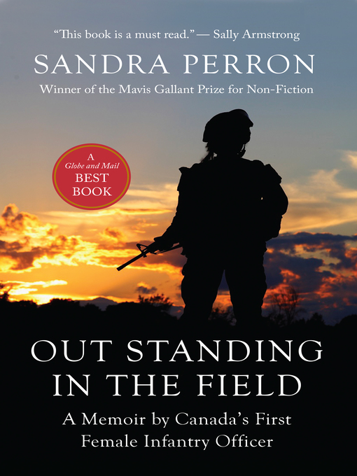 Title details for Out Standing in the Field by Sandra Perron - Available