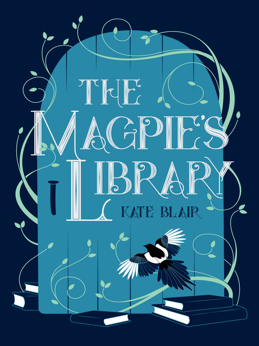 Cover of The Magpie's Library