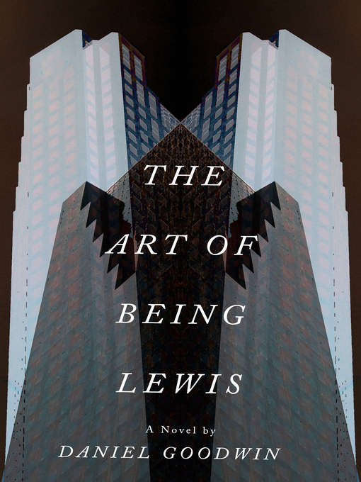Cover of The Art of Being Lewis