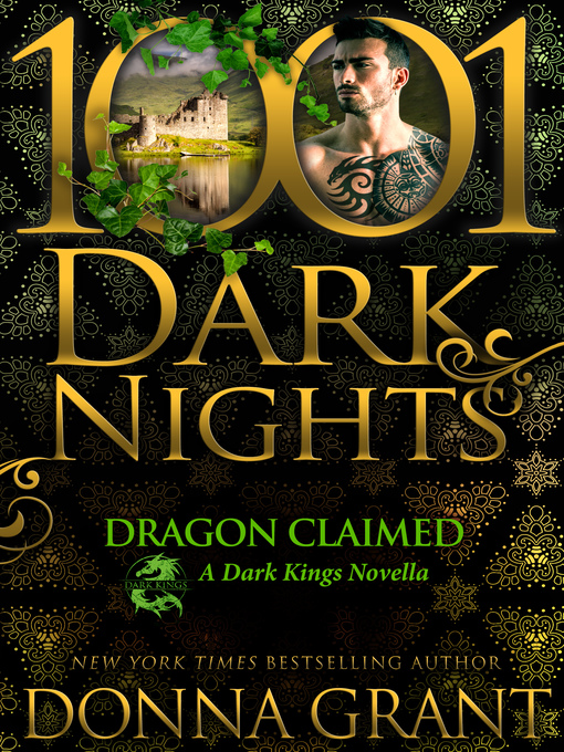 Title details for Dragon Claimed by Donna Grant - Wait list
