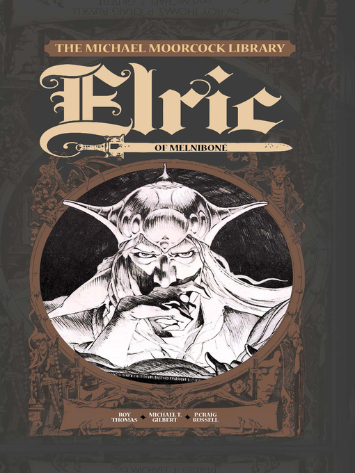 Elric of Melniboné - (The Michael Moorcock Library, Volume 1)