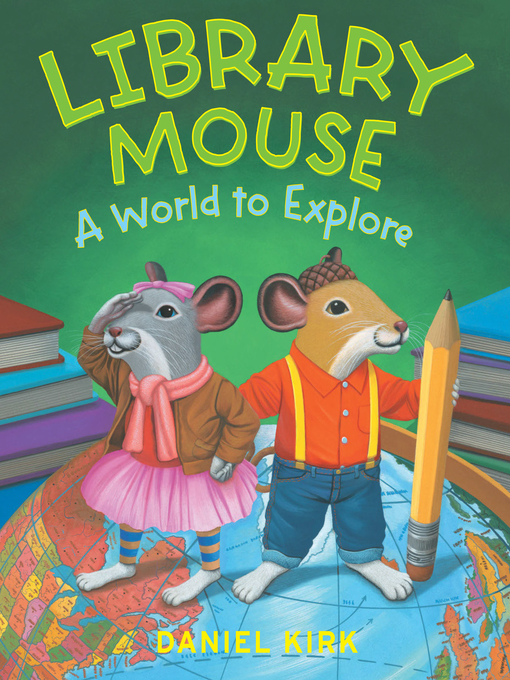 Cover image for book: A World to Explore