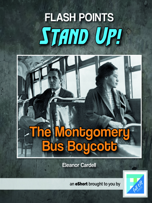 Cover of The Montgomery Bus Boycott