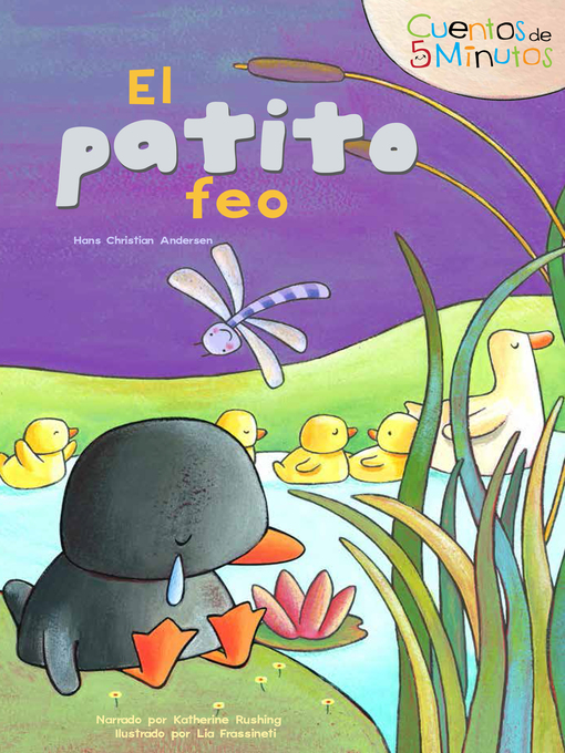 Cover image for book: El patito feo