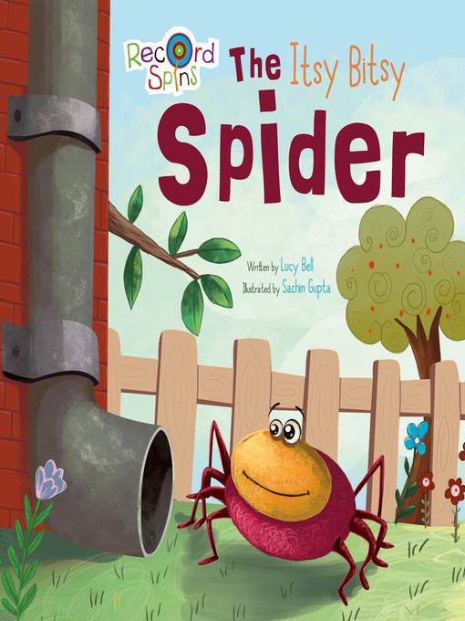 Title details for The Itsy Bitsy Spider by Lucy Bell - Available