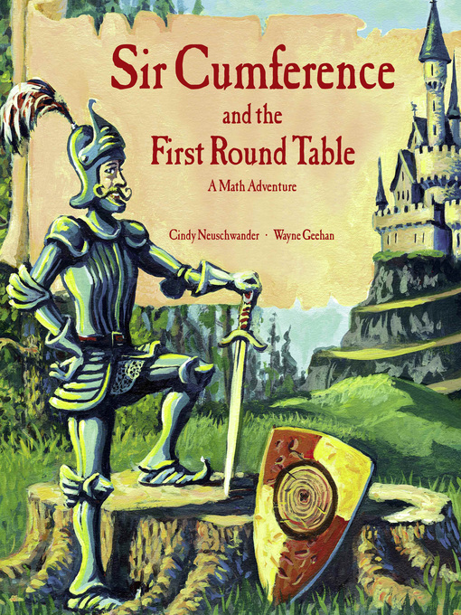 Cover image for Sir Cumference and the First Round Table