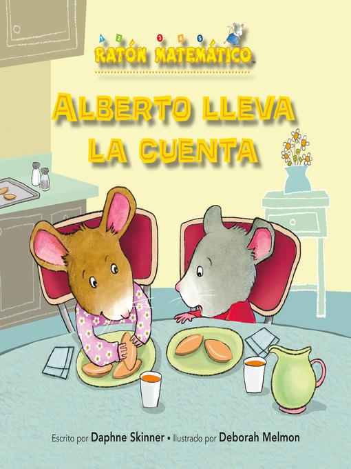 Title details for Alberto lleva la cuenta by Daphne Skinner - Wait list