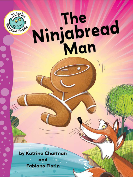 Cover of The Ninjabread Man