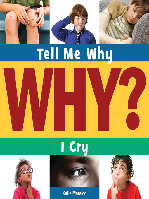 Cover image for book: I Cry