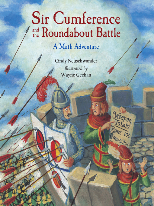 Cover image for Sir Cumference and the Roundabout Battle
