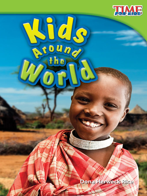 Cover image for book: Kids Around the World