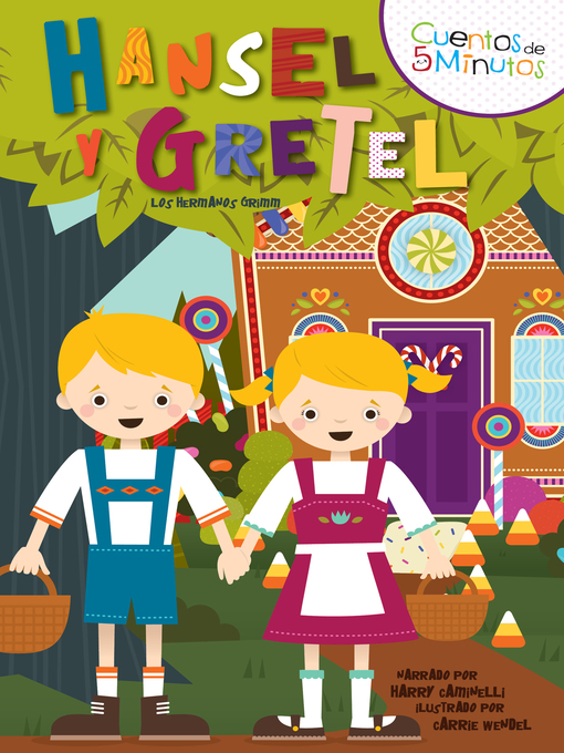 Cover image for book: Hansel y Gretel