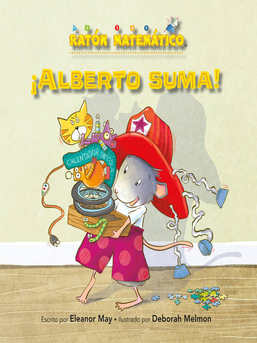Cover image for book: ¡Alberto suma!
