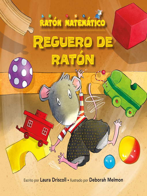 Cover image for book: Reguero de ratón