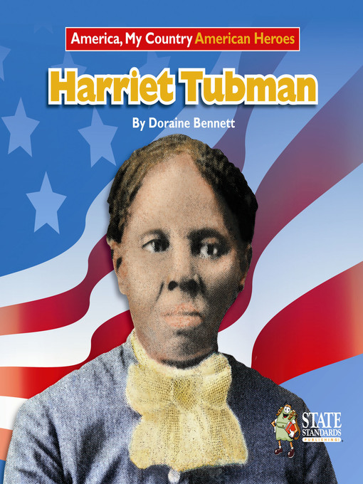 Cover image for book: Harriet Tubman