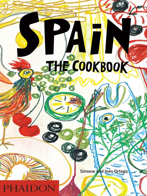 Title details for Spain: The Cookbook by Simone Ortega - Wait list