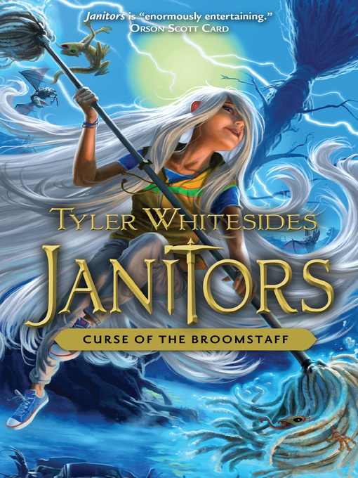 Title details for Curse of the Broomstaff by Tyler Whitesides - Available