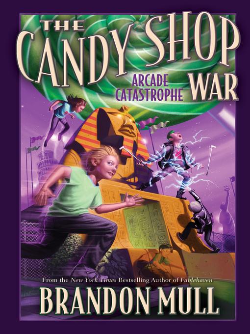 Title details for Arcade Catastrophe by Brandon Mull - Wait list