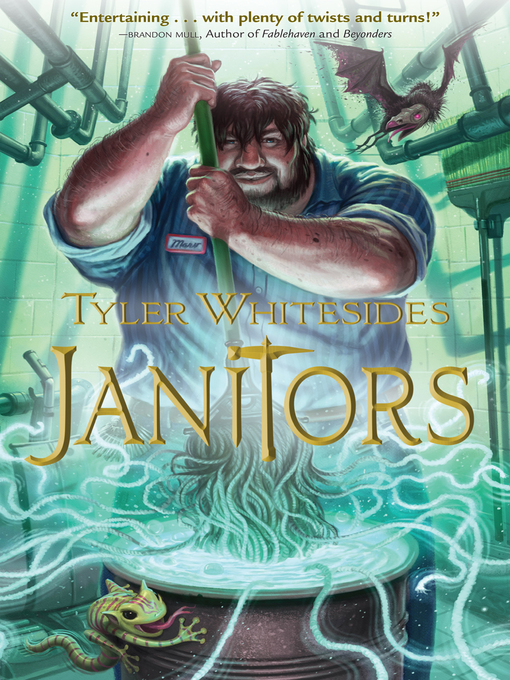 Title details for Janitors by Tyler Whitesides - Available