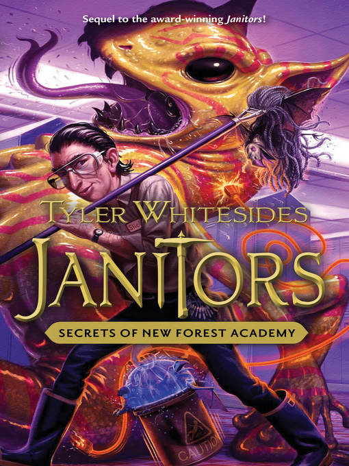 Title details for Secrets of New Forest Academy by Tyler Whitesides - Available