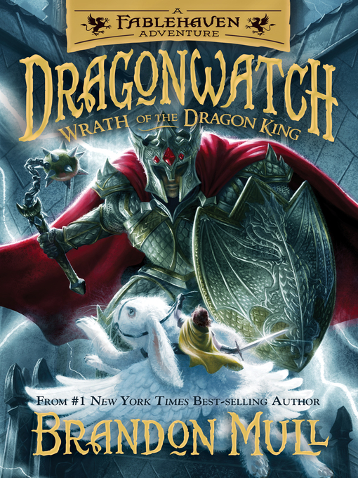 Title details for Wrath of the Dragon King by Brandon Mull - Wait list