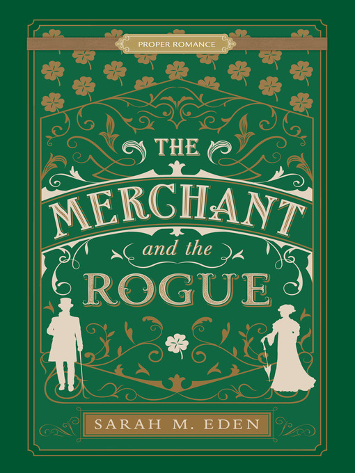 Title details for The Merchant and the Rogue by Sarah M. Eden - Wait list