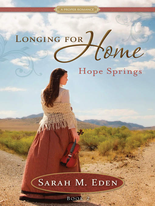 Title details for Hope Springs by Sarah M. Eden - Available