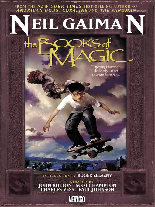Title details for The Books of Magic by Neil Gaiman - Wait list
