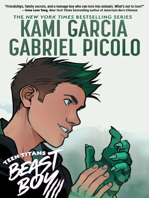 Title details for Teen Titans: Beast Boy by Kami Garcia - Wait list