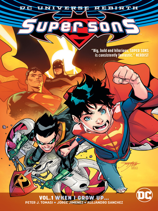 Title details for Super Sons (2017), Volume 1 by Peter J. Tomasi - Wait list
