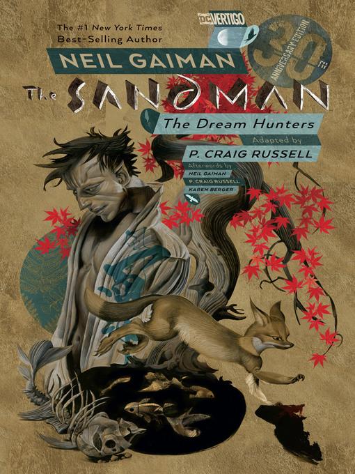Title details for Sandman: Dream Hunters by Neil Gaiman - Available