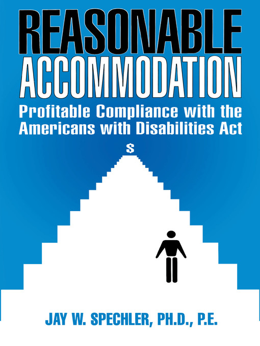 Title details for Reasonable Accommodation by JayW. Spechler - Wait list