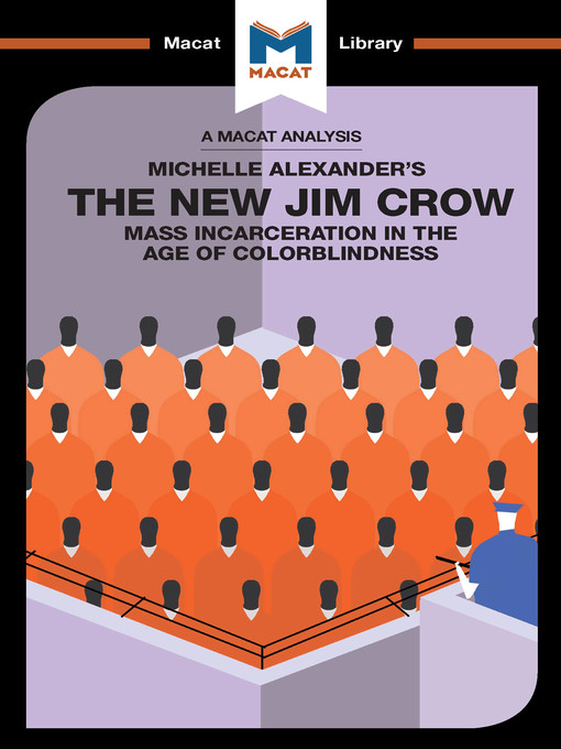 Cover image for book: The New Jim Crow