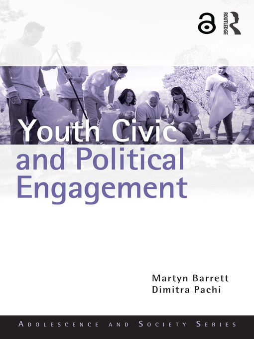 Title details for Youth Civic and Political Engagement by Martyn Barrett - Wait list
